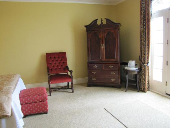 Riverbend Inn and Vineyard: Room