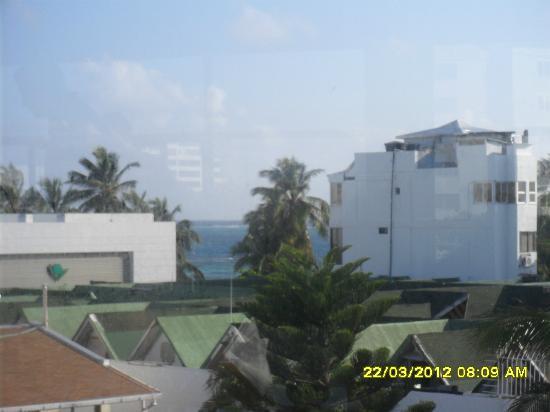 Hotel Portofino: LA VISTA DESDE EL COMEDOR ES MARAVILLOSA