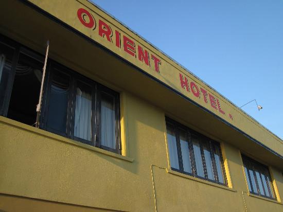 Hotel Orient Bandarawela: Exterior