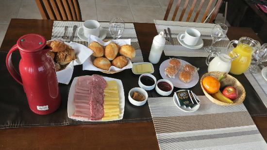 Catalonia Sur Aparts & Spa: Breakfast with a View