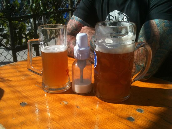 Photo of German Restaurant Suppenkuche Biergarten at 424 Octavia St, San Francisco, CA 94102, United States