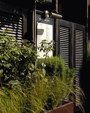 Restaurant Le LOFT : Front