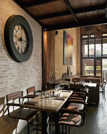 Restaurant Le LOFT : Inside