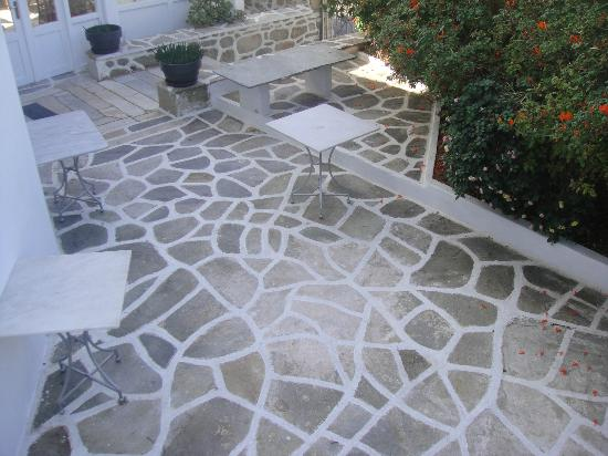 ميكونوس أدونيس هوتل: Beautiful Stonework 