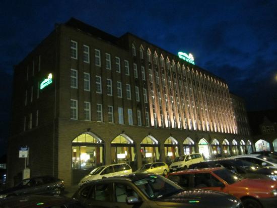 H4 Hotel Lubeck City Centre: Hotel