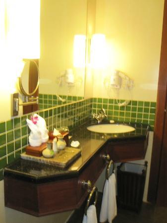 بوري أنكور ريزورت آند سبا: Bathroom 