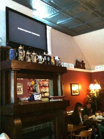 Jack Mason's Tavern: Jack Mason's Fireplace 