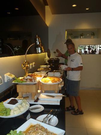 ibis Bangkok Nana: Great Nana Ibis buffet