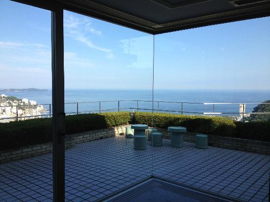 Hoshino Resorts RISONARE Atami: view from the room