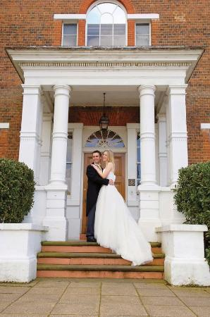 BEST WESTERN Moore Place Hotel: Wedding Events