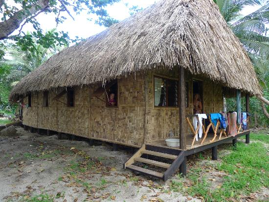 Leleuvia Island Resort: Dorm Bure
