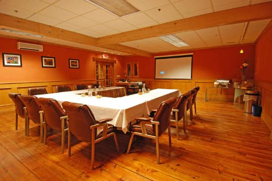 Treasure Mountain Inn Hotel and Conference Center: Alder Room U-Shape