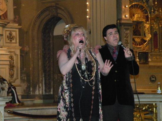 St. Alphonsus: Fun Under the Frescoes Concert 12-11