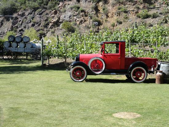 Malibu Family Wines : Another view