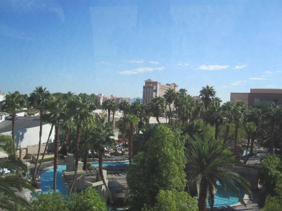 Hooters Casino Hotel: Day View...