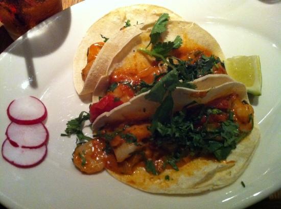 Red Lulu Cocina & Tequila Bar: tacos! 