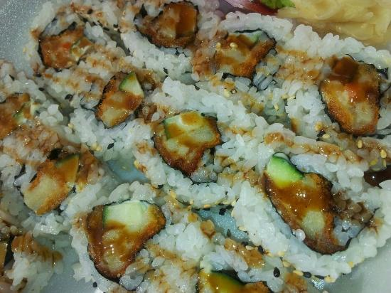 Zen Sushi Bar: Mr. Potato Roll