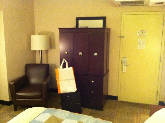 Miami International Airport Hotel: Habitación