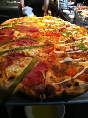 Figs on Beacon Hill : pizza!