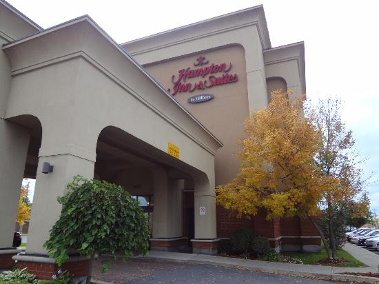 Hampton Inn And Suites Montreal : 2