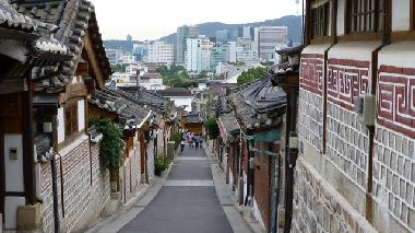 6th view of Bukchon