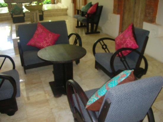 Abian Biu Mansion: Sitting Area