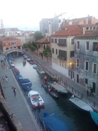 Hotel Locanda Salieri: View from the roof