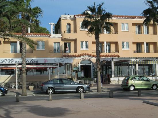 Le Miramar Hotel: hôtel miramar la ciotat