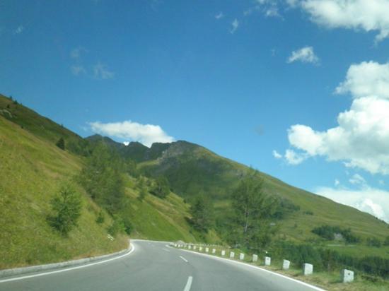 Grossglockner: Scenic Drive