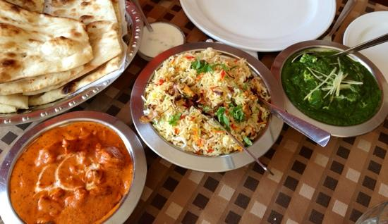 Tandoori Corner: the perfect Indian meal