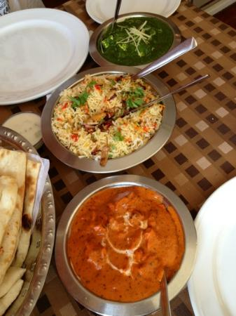 Tandoori Corner: perfect Indian meal