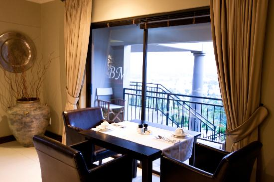 Belmonte Guesthouse: Belmonte Dining room