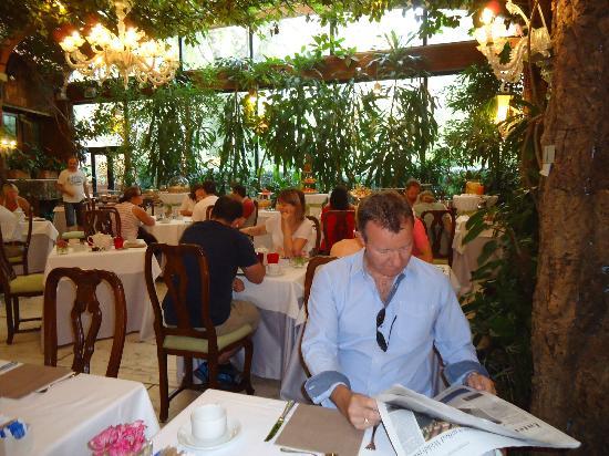 Hotel Papadopoli Venezia MGallery by Sofitel: Dining room for breakfast