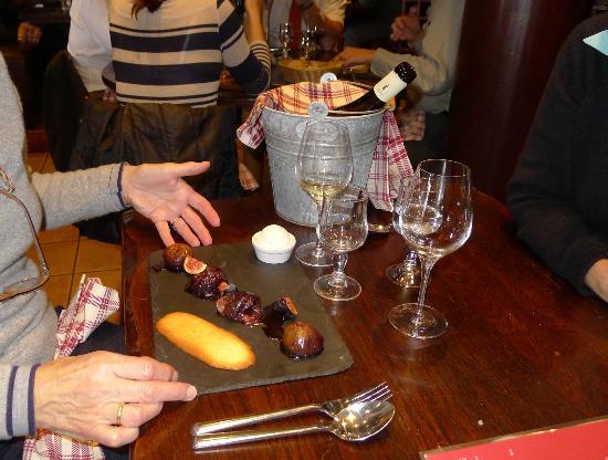 Cafe Brunet: Café Brunet dessert1