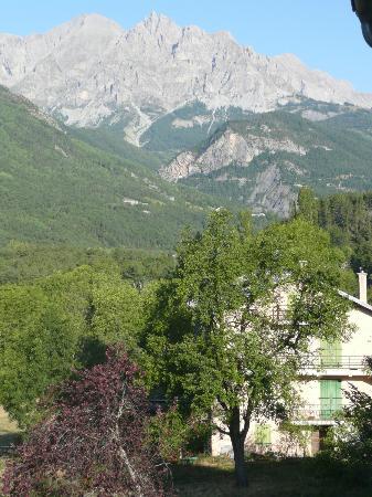 Hôtel Le Relais des cavaliers : Une vue de la chambre