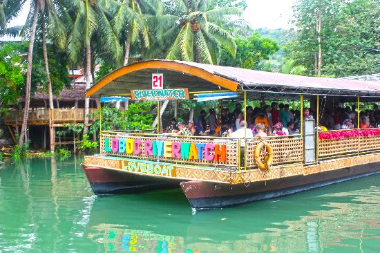 ‪Loboc Riverwatch Floating Resto‬