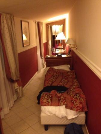 Cosmopolita Hotel: stanza doppia... 