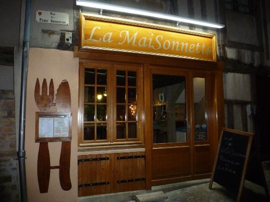 Restaurant Rue Des  Sonnettes Le Mans
