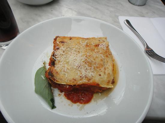 Piccolino - Heddon Street: Lasagna a Bolonhesa