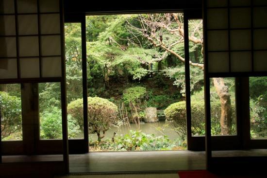 Chorakuji Temple : 園池