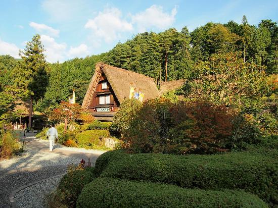 Gero, Japan: 2012.10.2入村内部