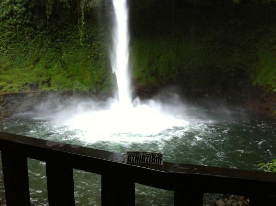 Issimo Suites Boutique Hotel and Spa: La Fortuna Waterfall