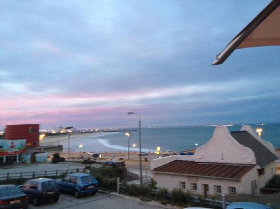 Europa Port Elizabeth: Great view to match the great food !