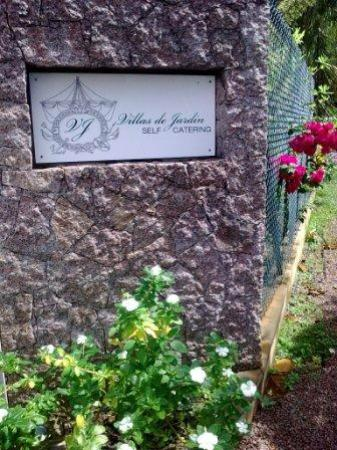 Villas de Jardin: Entrance