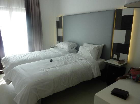 Hotel Valentina: Super Modern Bedrrom