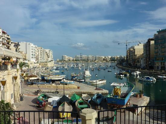 Hotel Valentina: Spinola Bay 