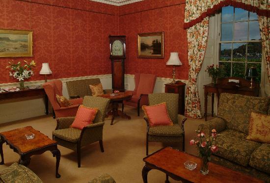 Manor House Hotel Restaurant: Manor House Lounge