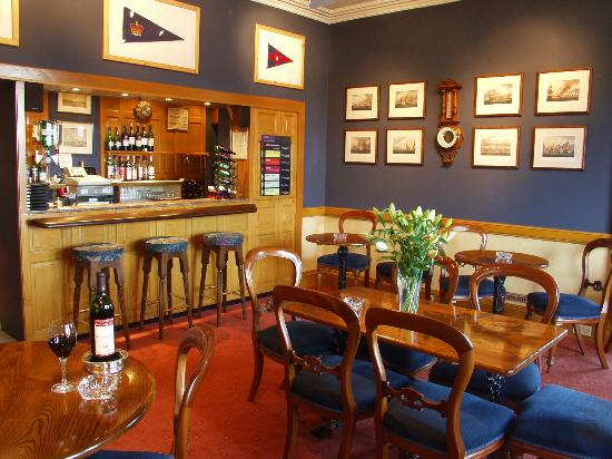 Manor House Hotel Restaurant: Nelson's Bar