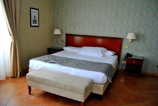 Hotel Nuvo: Colchão confortável (pode parecer pouco mas é essencial)