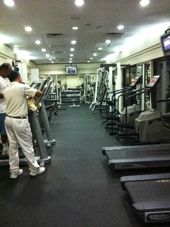 The Club Saujana Resort: Shared gym with Saujana Resort (adjoining The Club)